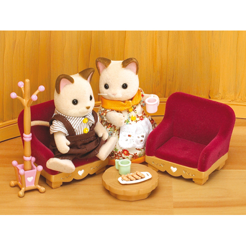 Sylvanian Families Living Room Set | Toy Madness
